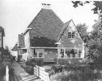 Heerenveen woning Falkenaweg 1929