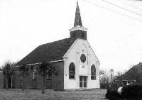 Hoornsterzwaag Gereformeerde kerk Bij de Leijwei 1972