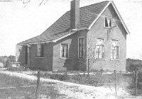 Jubbega PW Jansenweg 16 nieuwe woningwetwoning 1930