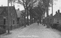 Mildam pastorie en gereformeerde kerk Schoterlandseweg 1920
