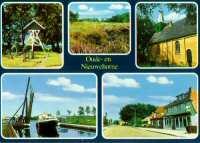 Nieuwehorne ansichtkaart 1980