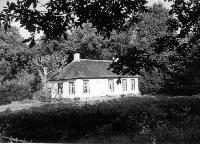 Oranjewoud jagershuis aan Bieruma Oostingweg
