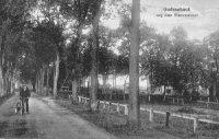 Oudeschoot weg 1910