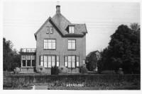 Schurega Hervormde pastorie Schoterlandse weg 1930