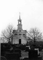 Terband Hervormde kerk gebouwd in 1843 1972