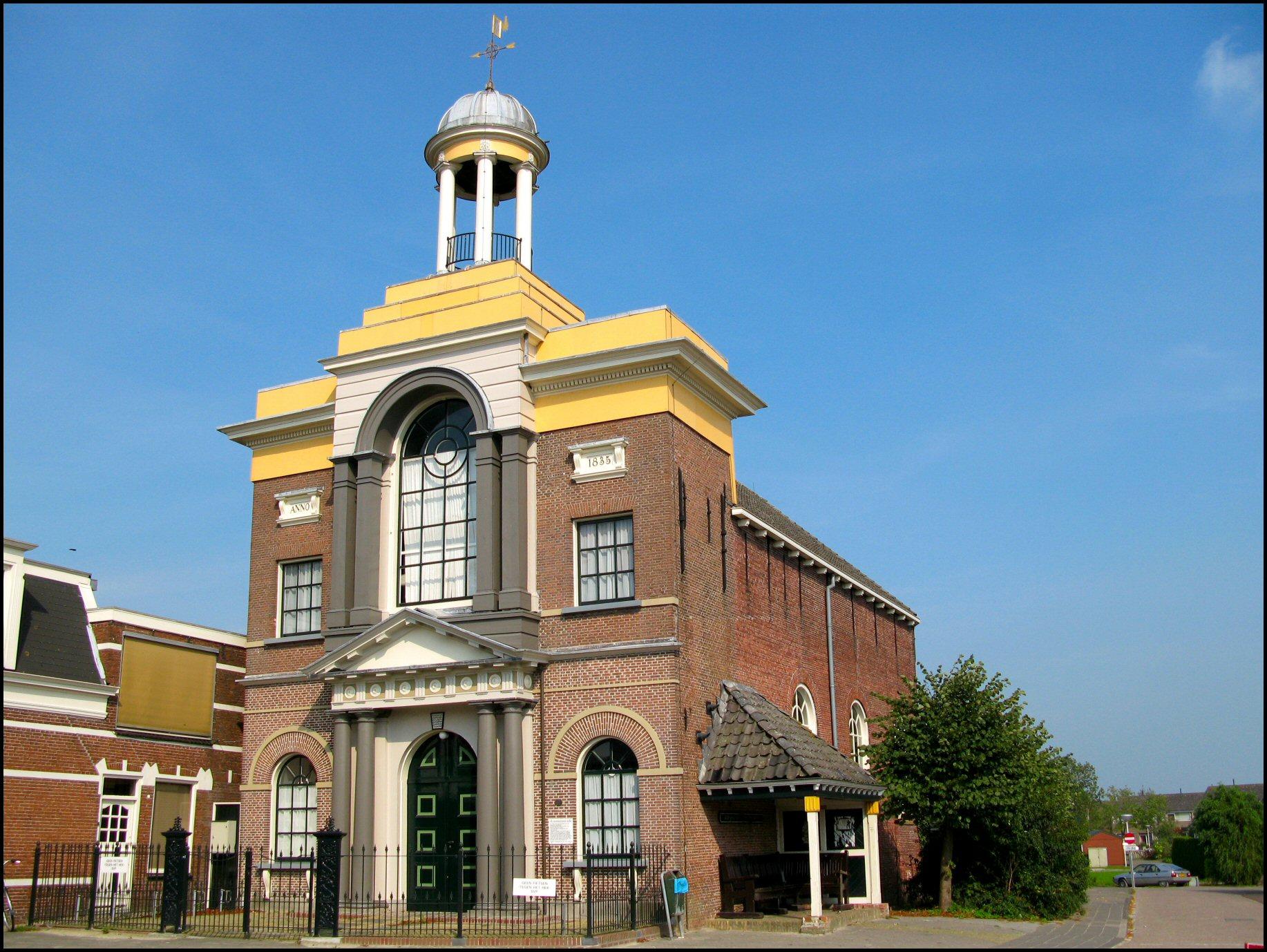 Doopsgezinde kerk Akkrum