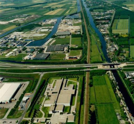 Nieuwebrug industrieterrein 1997