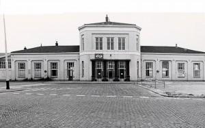 NS station hEERENVEEN 1984