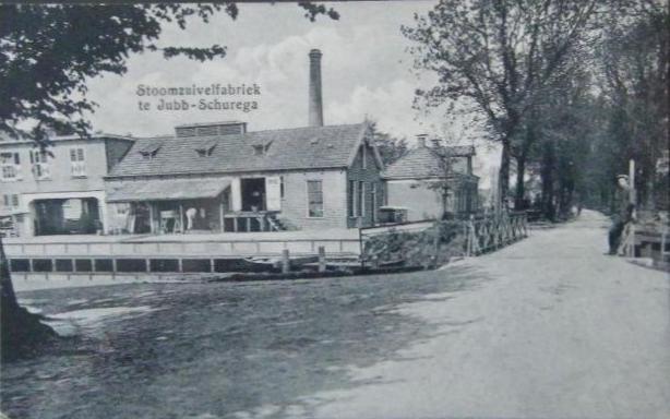 Jubbega Zuivelfabriek 1926