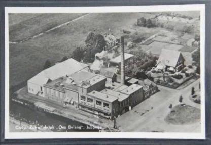 Jubbega Zuivelfabriek