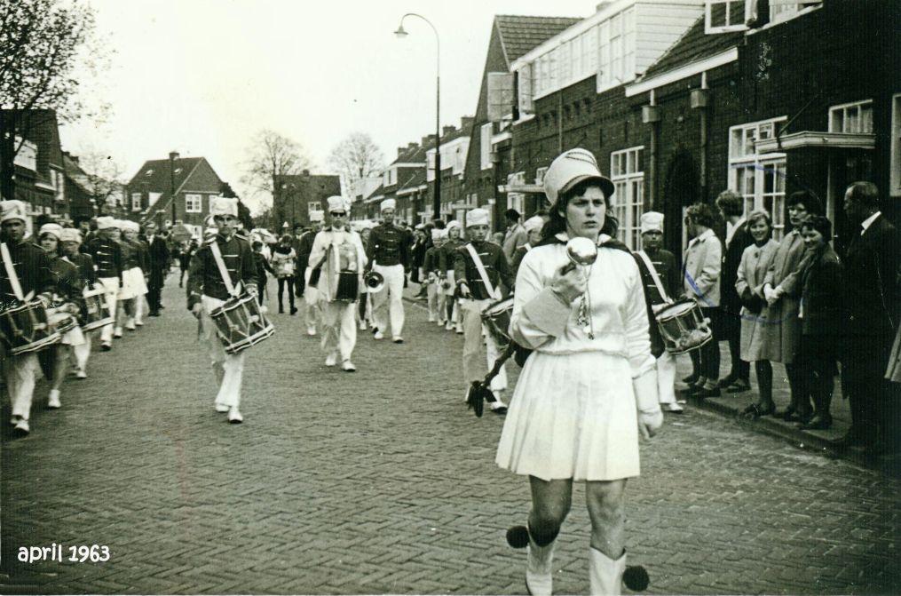 1963 April Compagnonsstraat